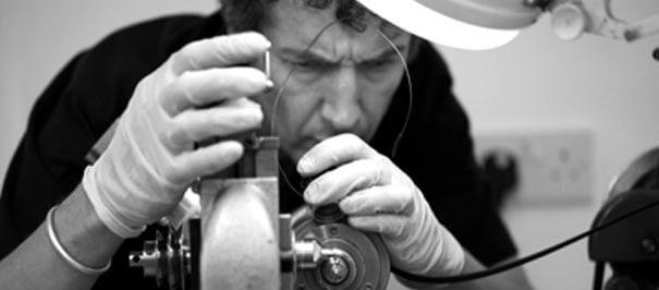 Craig Baird Senior Watchmaker