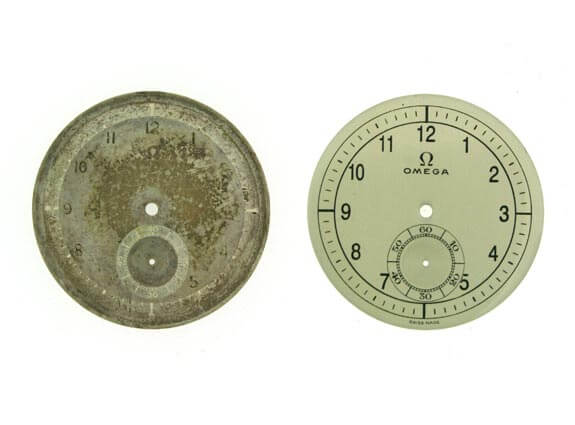 Watch Refurbishment and Dial Restoration