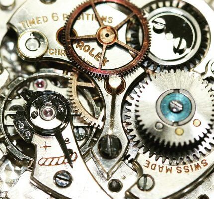 Vintage Watch Restoration