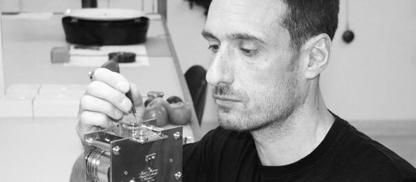 Stuart Smith Senior Watchmaker