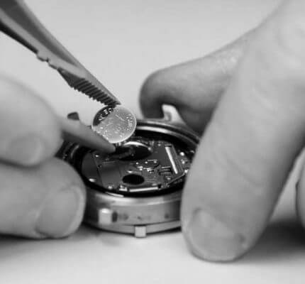 Watch Battery Replacement Norwich
