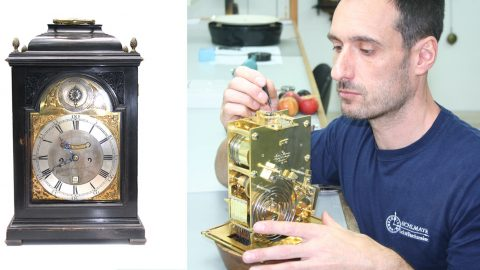 Clock conservation