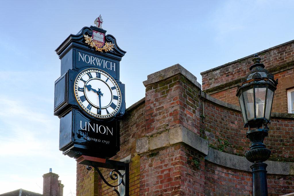 town clock refurbishment